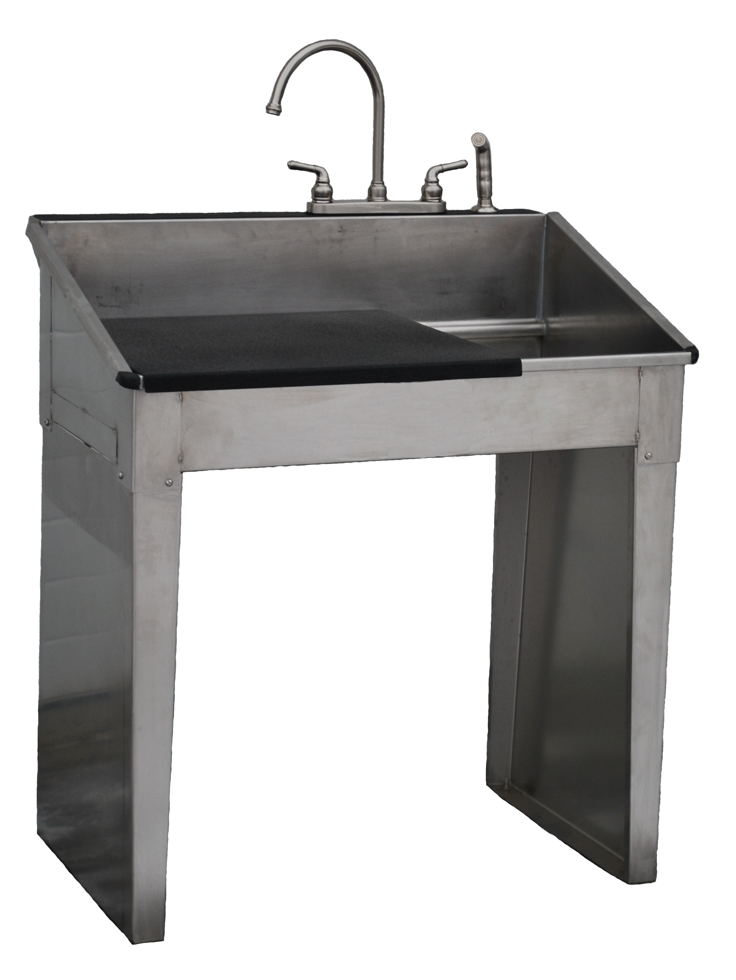 Shallow Stainless Steel Sink : Best Utility Sink Stainless steel Utility Sinks